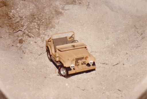 Maquettes des années 80' et 90' - Autos et camion Autos_12