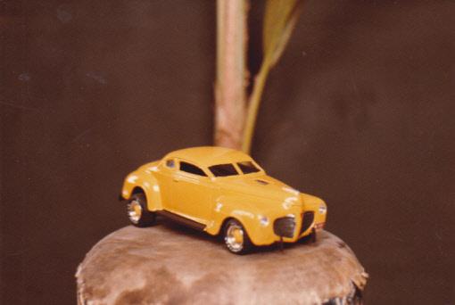 Maquettes des années 80' et 90' - Autos et camion Autos_13