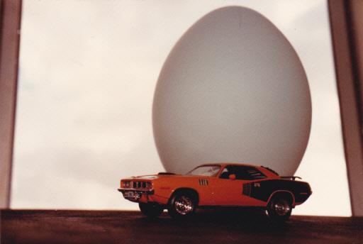 Maquettes des années 80' et 90' - Autos et camion Autos_14