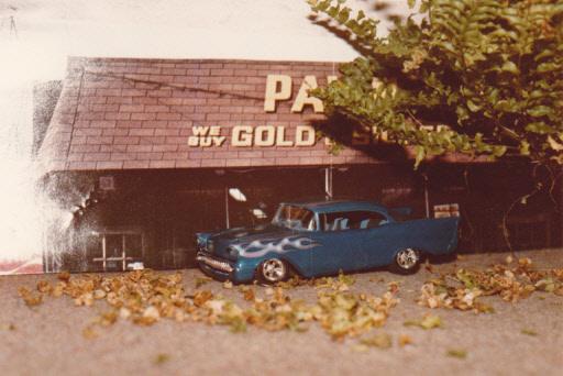 Maquettes des années 80' et 90' - Autos et camion Autos_15