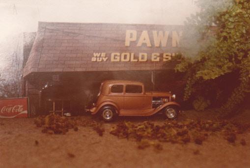 Maquettes des années 80' et 90' - Autos et camion Autos_16