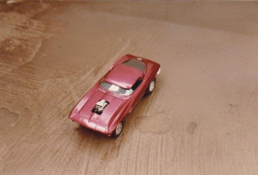 Maquettes des années 80' et 90' - Autos et camion Autos_17