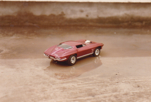 Maquettes des années 80' et 90' - Autos et camion Autos_18