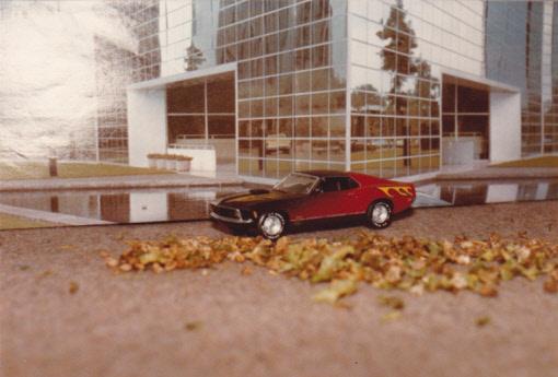 Maquettes des années 80' et 90' - Autos et camion Autos_19