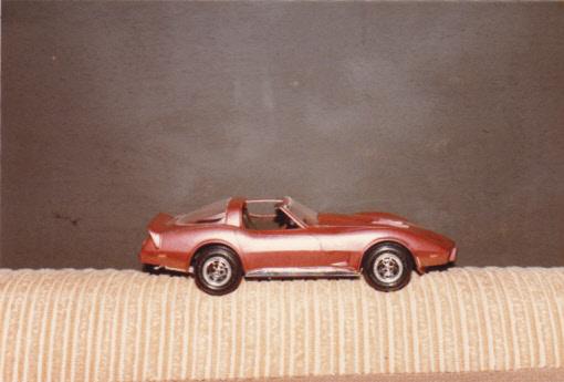 Maquettes des années 80' et 90' - Autos et camion Autos_20