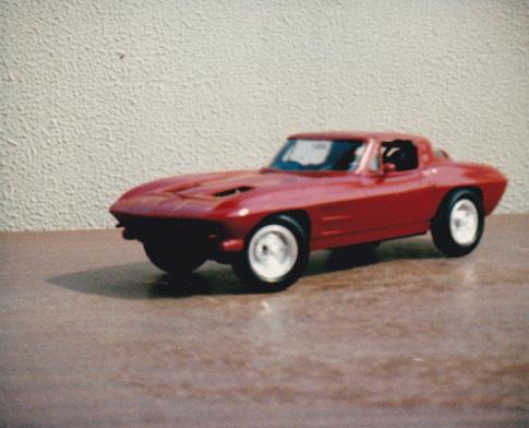 Maquettes des années 80' et 90' - Autos et camion Autos_22