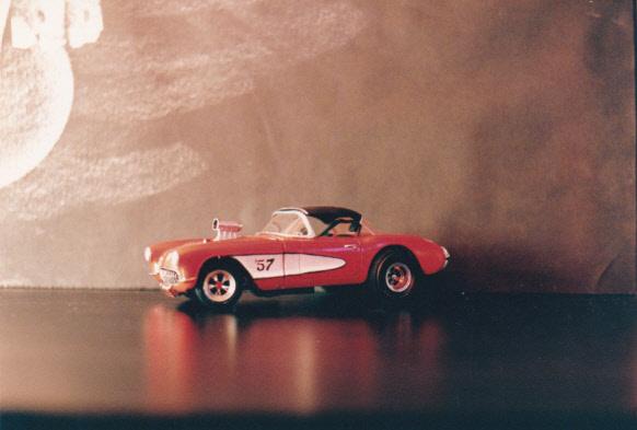 Maquettes des années 80' et 90' - Autos et camion Autos_23