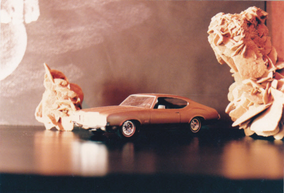 Maquettes des années 80' et 90' - Autos et camion Autos_24