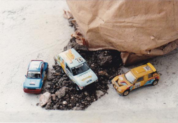 Maquettes des années 80' et 90' - Autos et camion Autos_27