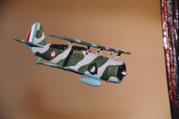 Maquettes des années 80' et 90' - Avions Avions20