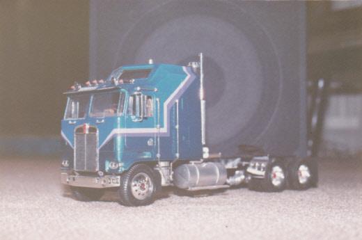 Maquettes des années 80' et 90' - Autos et camion Camion10