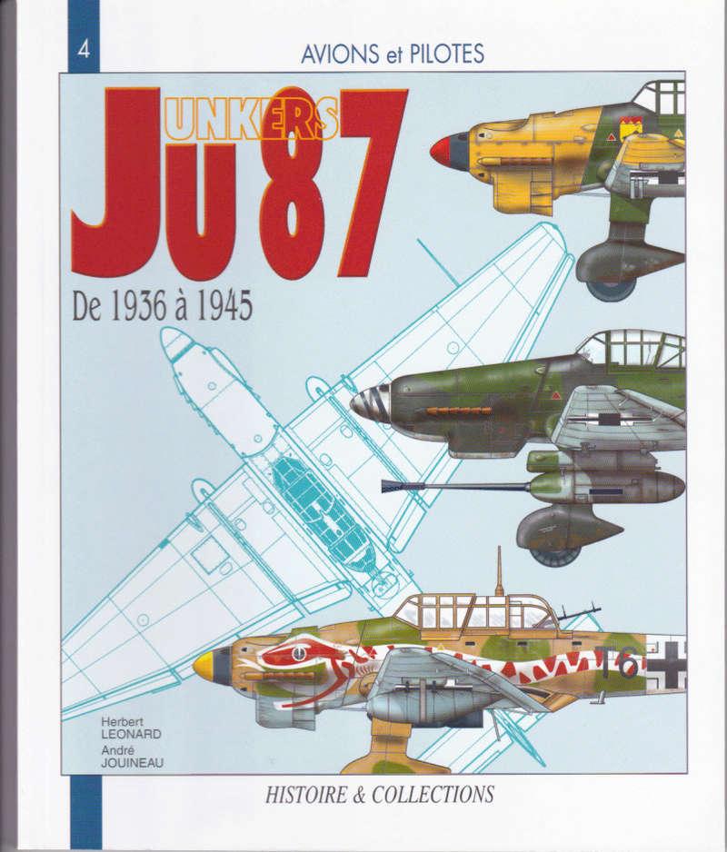[HISTOIRES & COLLECTIONS]  JUNKERS Ju 87 STUKA de 1936 à 1945 Junker10