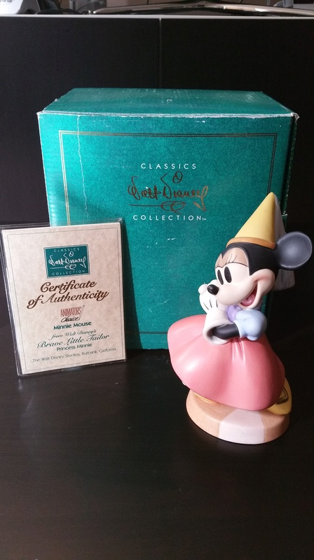 [Recherche - Vente] Walt Disney Classics Collection / WDCC (TOPIC UNIQUE) - Page 10 20160910