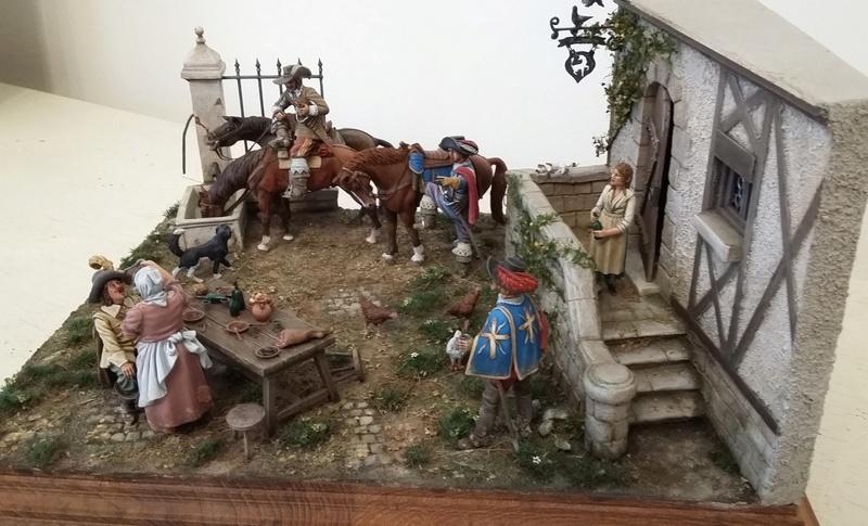 Vitrine de Wolfs Auberg11