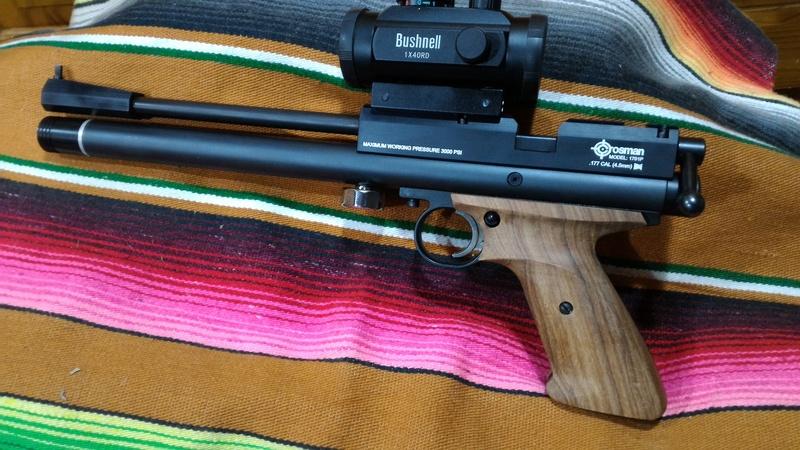 Amélioration pistolet 1701p silhouette Crosman ? - Page 2 P_201712