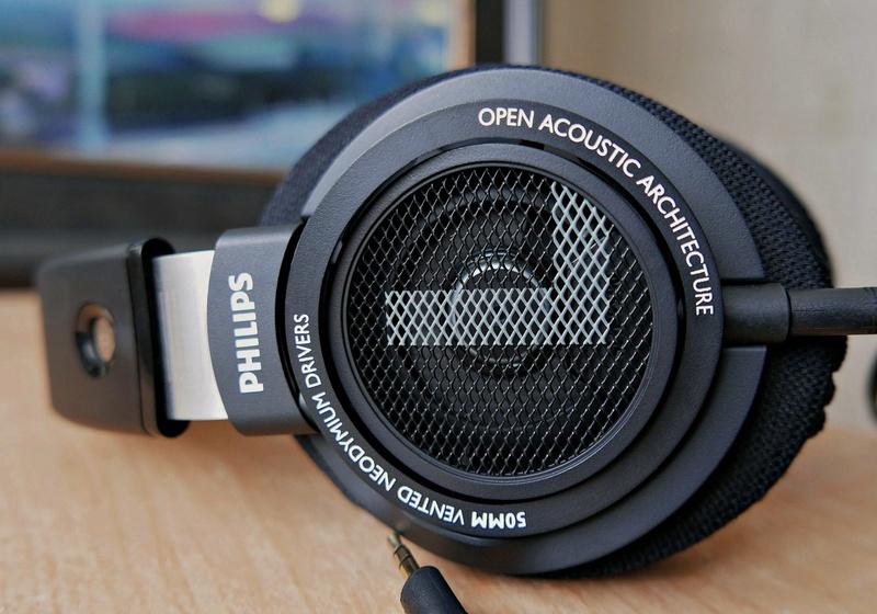 Philips shp 9500 Headph10