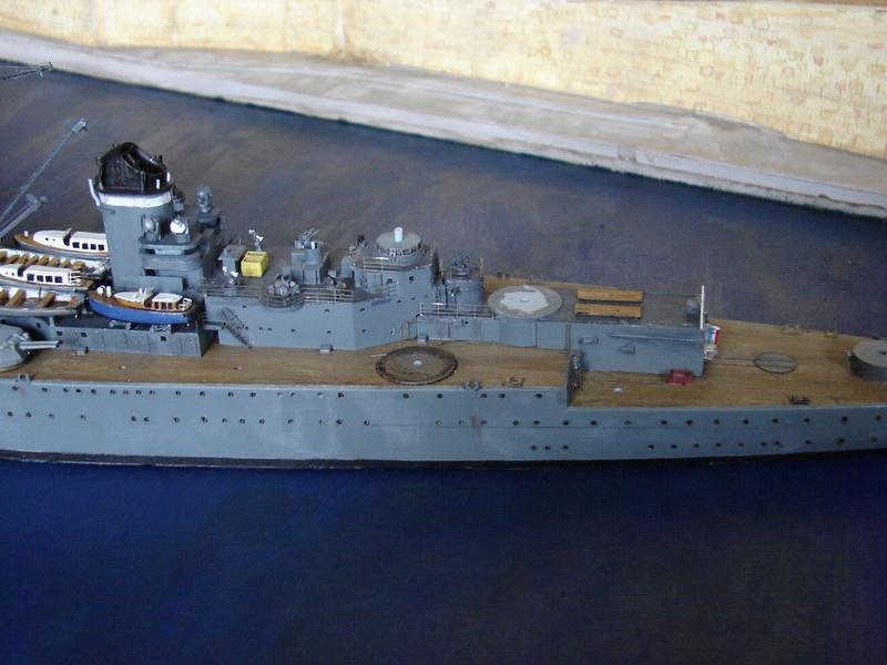 [1/400] diorama cuirassé Dunkerque à Mers El-Kébir 1940. - Page 4 Dsc00118