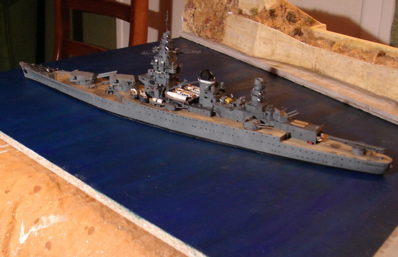 [1/400] diorama cuirassé Dunkerque à Mers El-Kébir 1940. - Page 4 Dsc00212