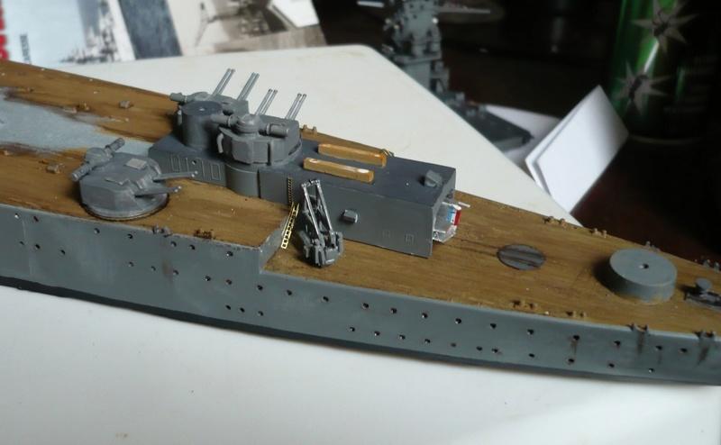 [1/400] diorama cuirassé Dunkerque à Mers El-Kébir 1940. - Page 2 P1220711