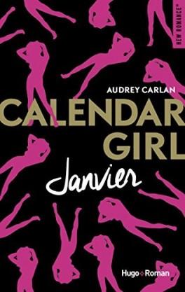CALENDAR GIRL - JANVIER d'Audrey Carlan Calend11