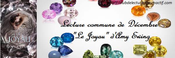 """Lecture Commune de DECEMBRE 2016 """"Joker"""" Joyau10"""