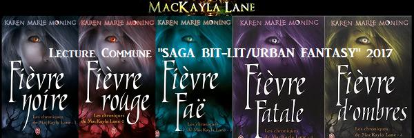LES CHRONIQUES DE MACKAYLA LANE (Tome 3) FIEVRE FAE de Karen Marie Moning Mackay10