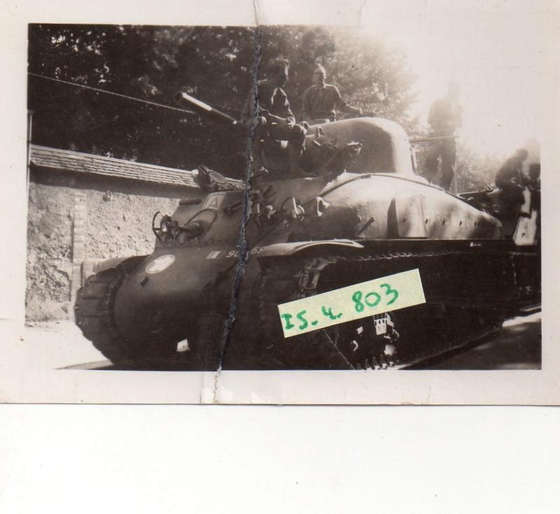 identification Sherman d' Artillerie 30j2wa10