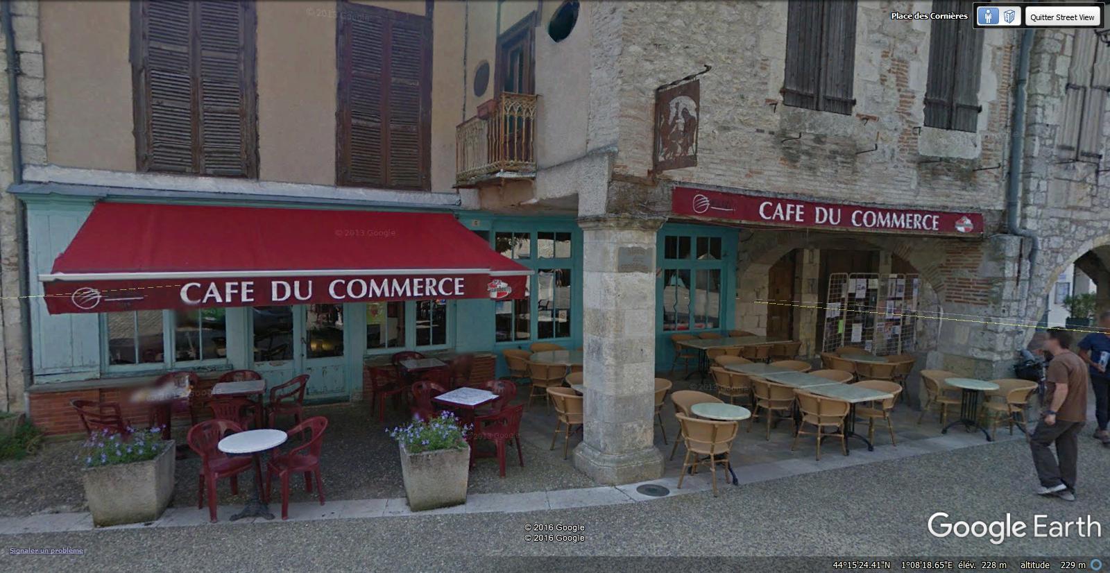 Brasserie du Commerce : à la poursuite d'une institution française - Page 3 Commer10