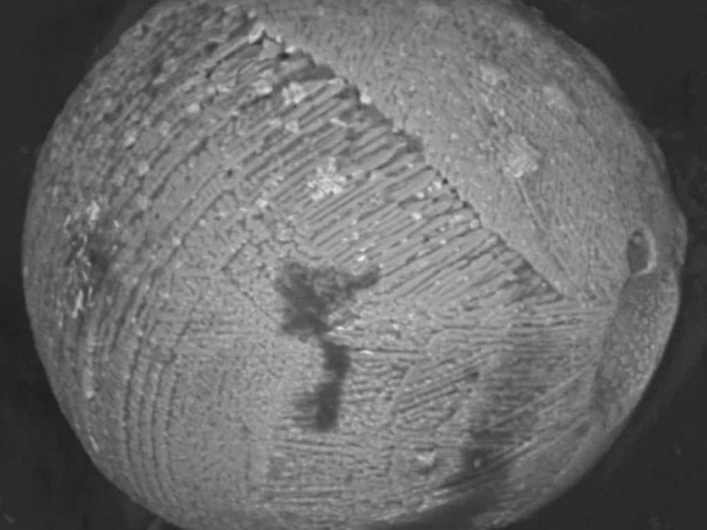Les micrométéorites des villes révèlent le passé du système solaire Cover-13