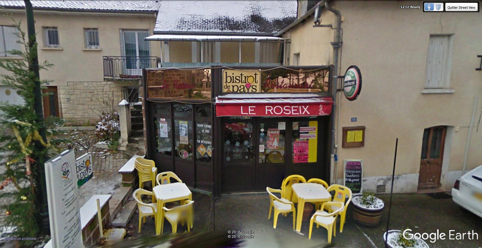 STREET VIEW : bistrots et  bars - Page 6 Roseix10