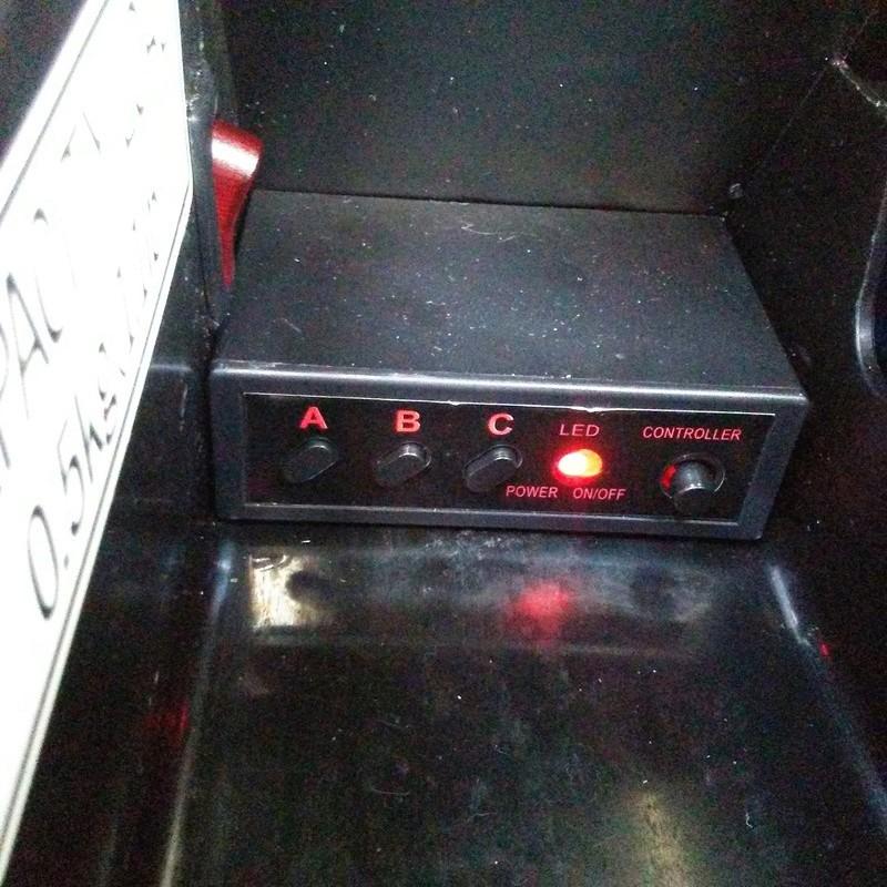 LED Flasher Installation Contro10
