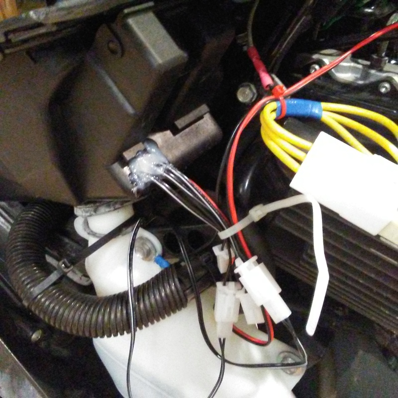 LED Flasher Installation Contro11