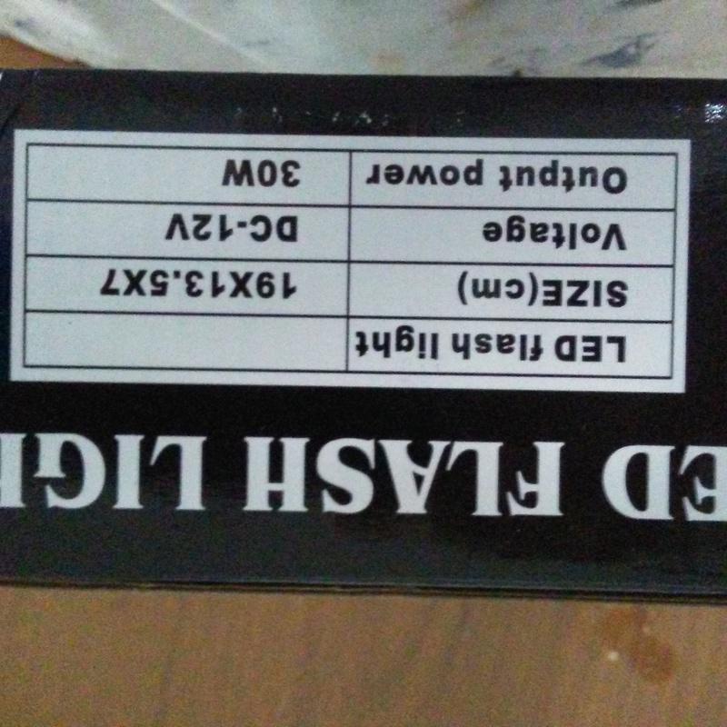 LED Flasher Installation Specs11