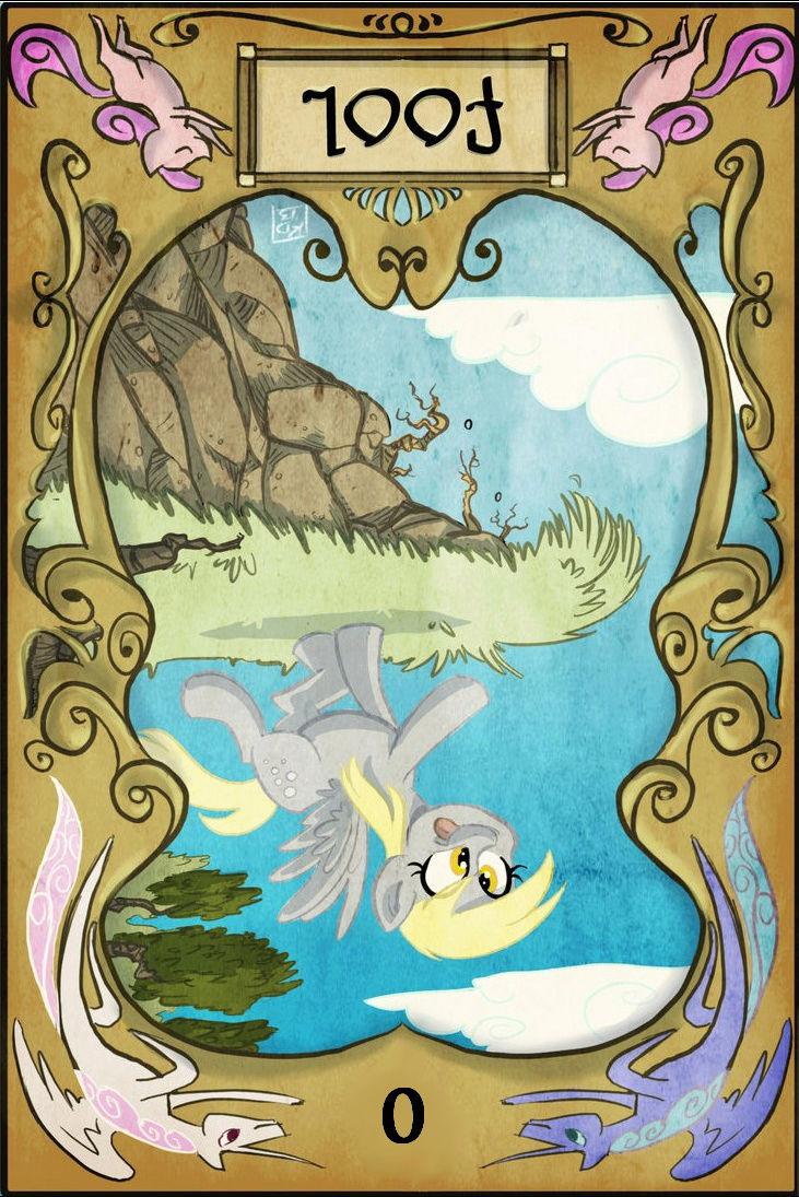 Bonne aventure - Tarot - Page 2 0_fool11