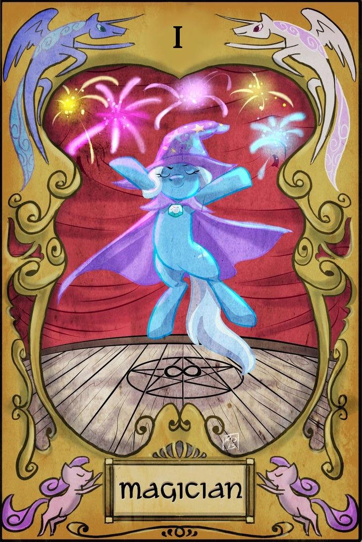 Bonne aventure - Tarot - Page 2 1_magi11