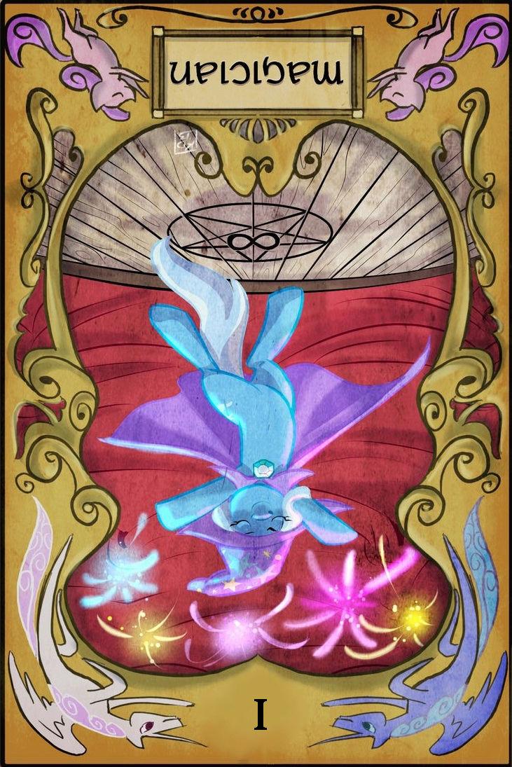 Bonne aventure - Tarot - Page 2 1_magi12