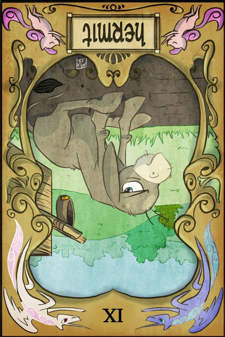 Bonne aventure - Tarot - Page 2 9_herm10