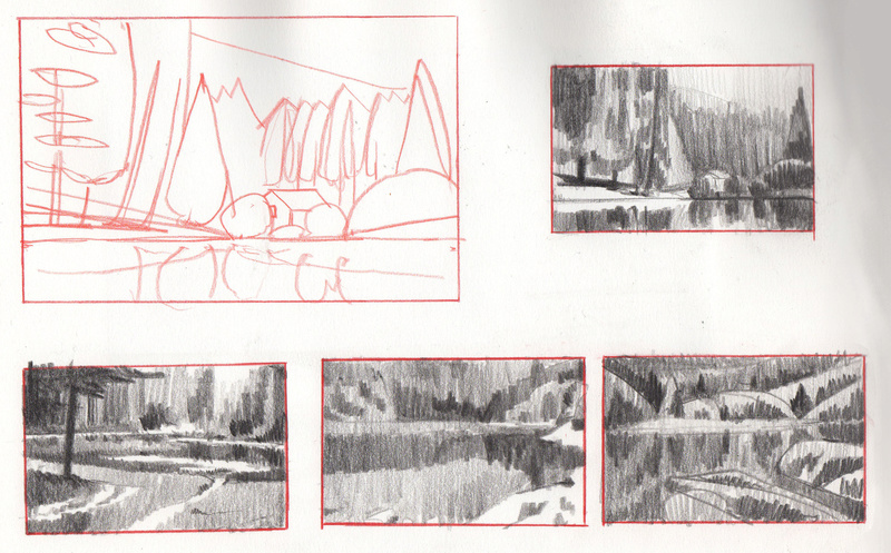 Tingrynade / croquis et recherches  - Page 13 Img15010