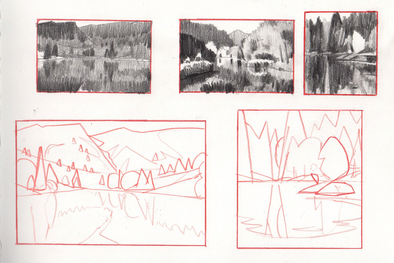 Tingrynade / croquis et recherches  - Page 13 Img15011