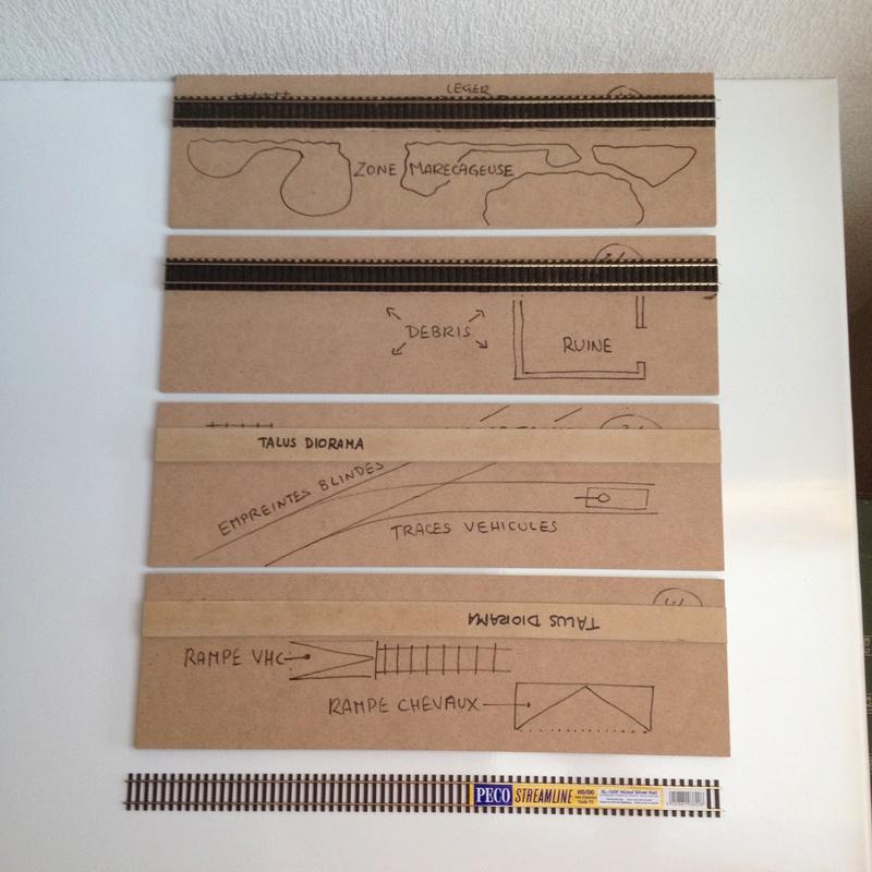 """Dioramas """"voies ferrées"""" échelle 1:87 Img_1313"""