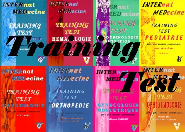 Livres Médicales - Collection Training Test  (34 livres) - Page 4 Traini10