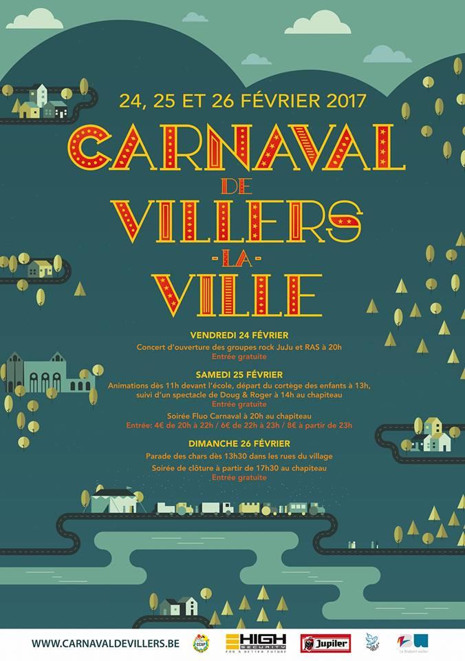 CARNAVAL - Carnaval 2017 à Villers-la-Ville  Carnav21