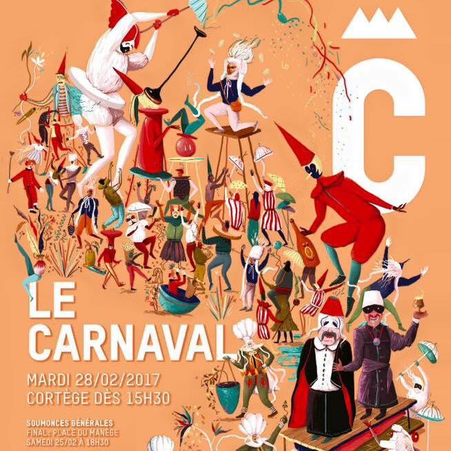 CARNAVAL - carnaval 2017 charleroi  Carnav29