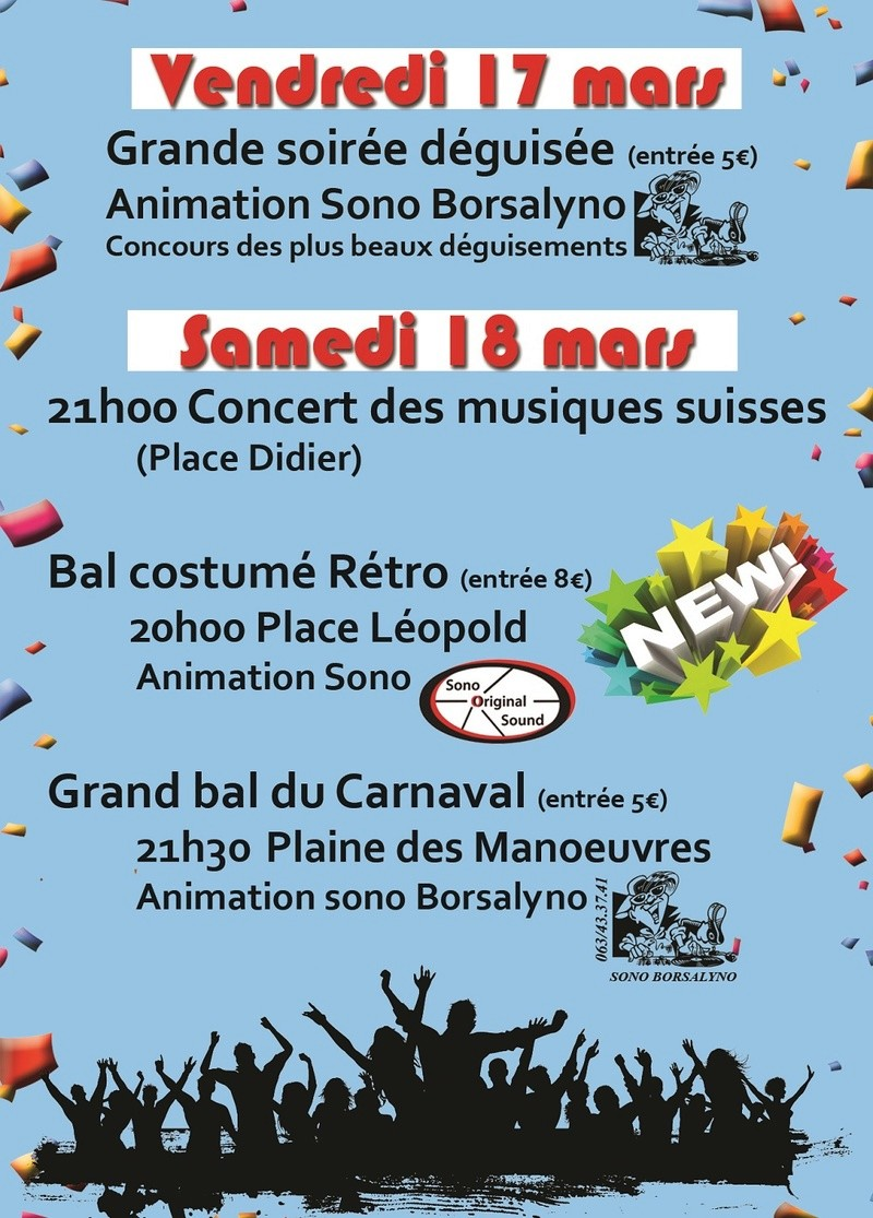 mars -  Carnaval à Arlon le 19 mars 2017 programme  Carnav38