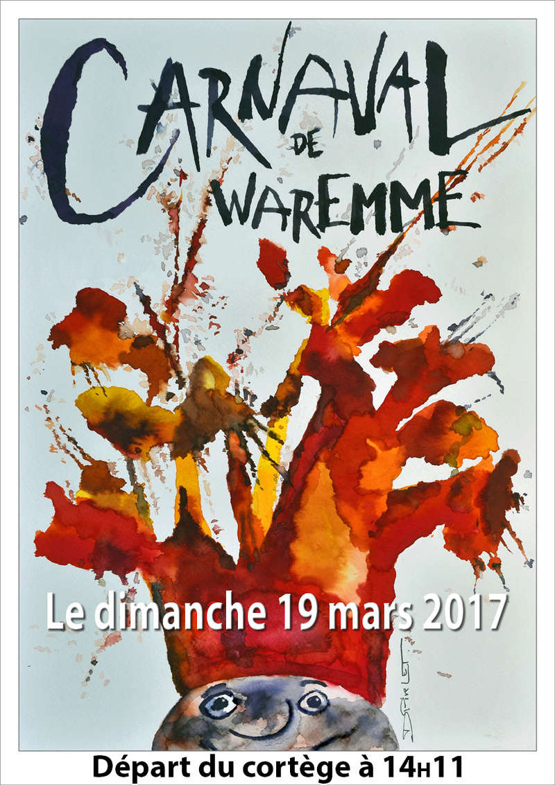 mars - Carnaval à Waremme  dimanche 19 mars 2017 Carnav43