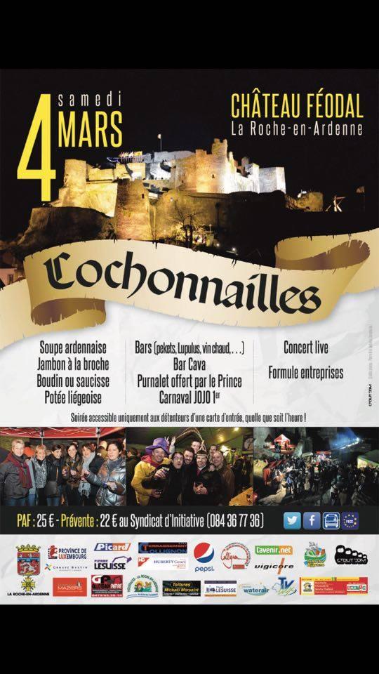 CARNAVAL - carnaval la roche en ardenne 2017 du 24au 26 mars  La_roc10