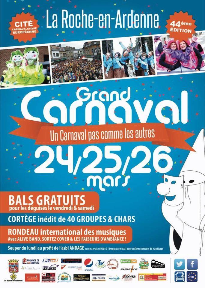 CARNAVAL - carnaval la roche en ardenne 2017 du 24au 26 mars  La_roc12