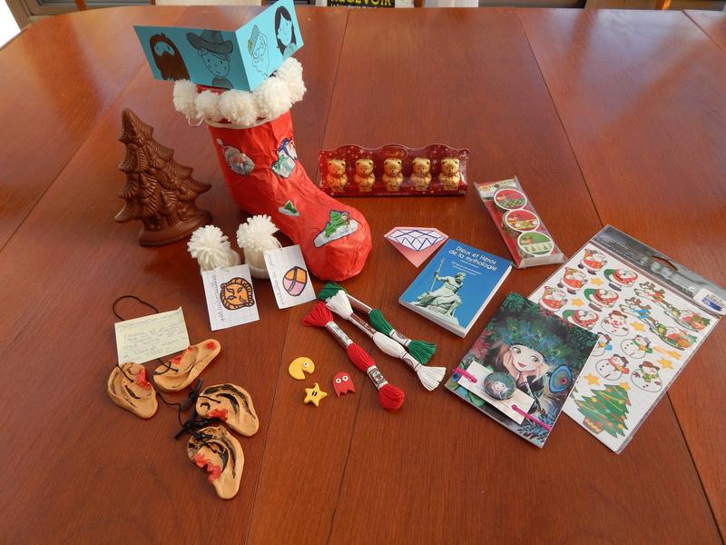 Photos - Atelier swap : Noël, ça nous botte ! [4/4 photos postées]   Dscn6632