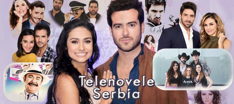Telenovele Serbia