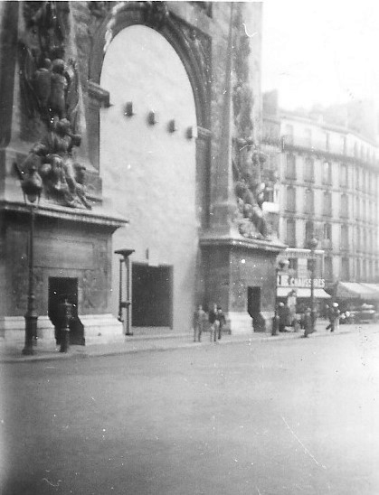 Quelques photos amateur de la libération de Paris Photos30